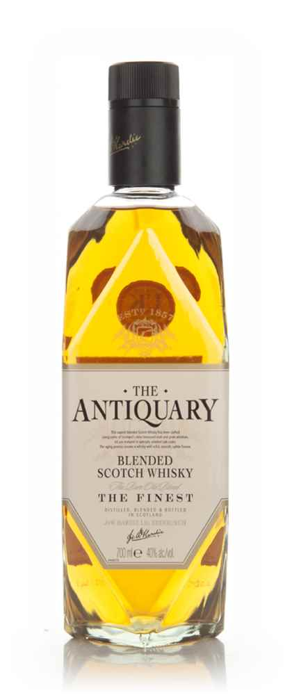 The Antiquary Finest