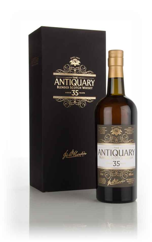 The Antiquary 35 Year Old