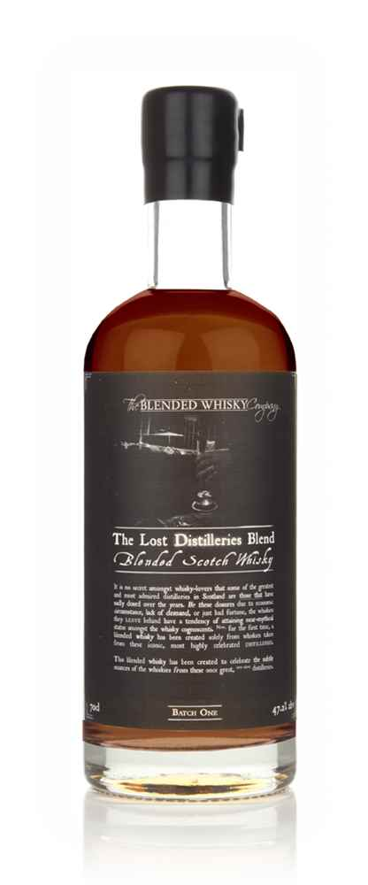 The Lost Distilleries Blend - Batch 1