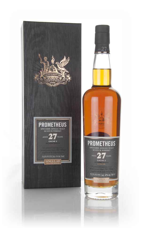 Prometheus 27 Year Old