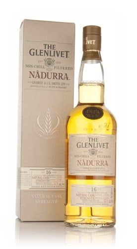 The Glenlivet 16 Year Old Nàdurra Batch 1110L