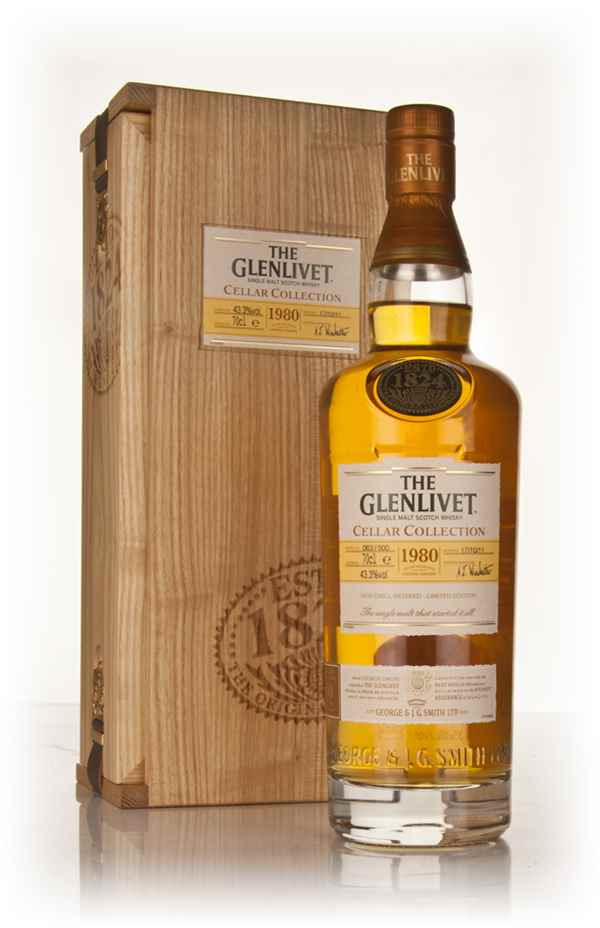 The Glenlivet 1980 Cellar Collection