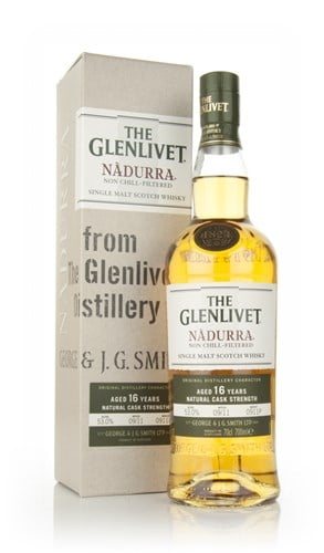 The Glenlivet 16 Year Old Nàdurra Batch 0911P
