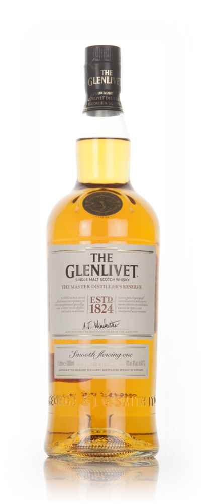 the glenlivet master distiller s reserve whisky master of malt