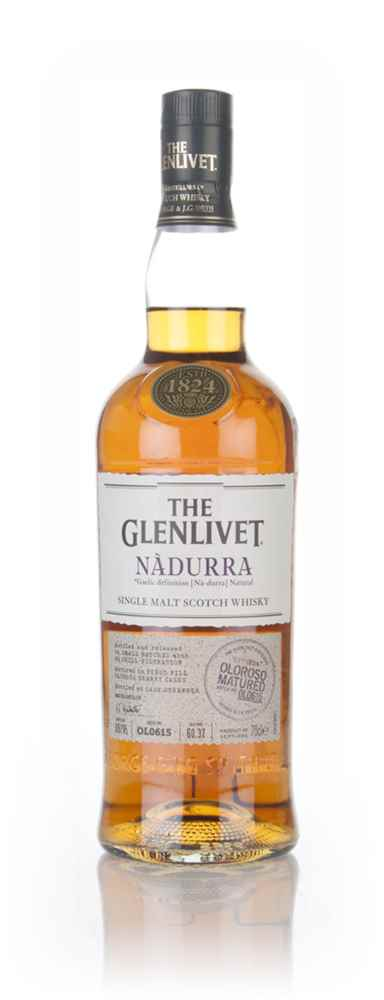 The Glenlivet Nàdurra Oloroso Batch OL0615