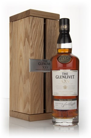 The Glenlivet XXV (25 Year Old)