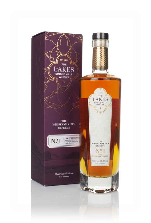 The Lakes Whiskymaker's Reserve No.1