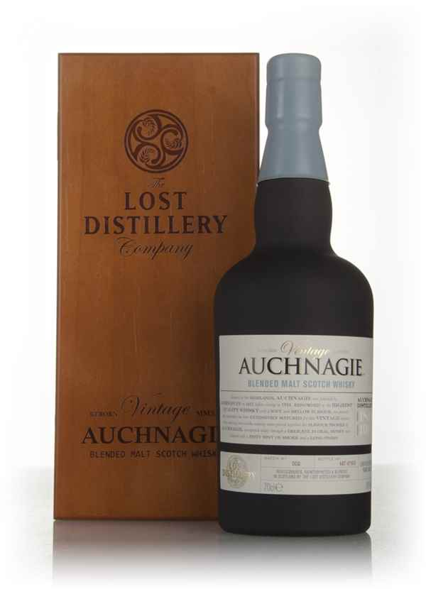Auchnagie - Vintage (The Lost Distillery Company)