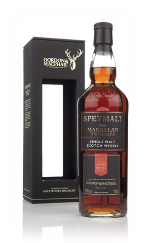 Macallan 1971 - Speymalt (Gordon and MacPhail)