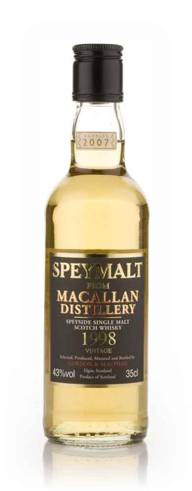 Macallan 1998 - Speymalt (Gordon and MacPhail)
