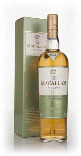 The Macallan Fine Oak Masters Edition