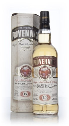 Macallan 15 Year Old 1997 (cask 9657) - Provenance (Douglas Laing)