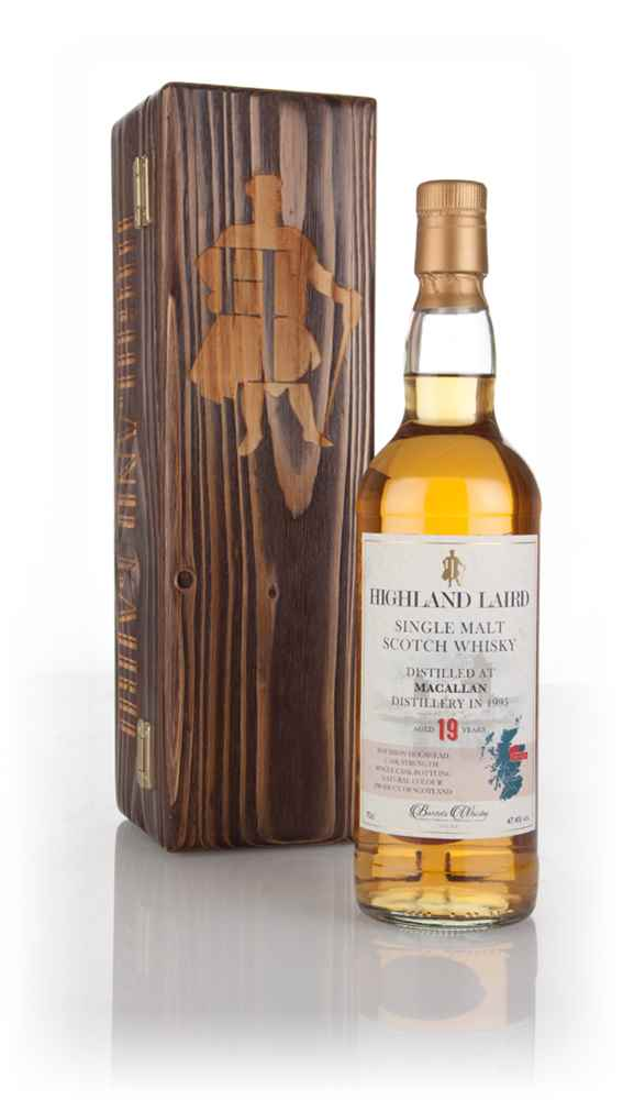 Macallan 19 Year Old 1995 - Highland Laird (Bartels Whisky)