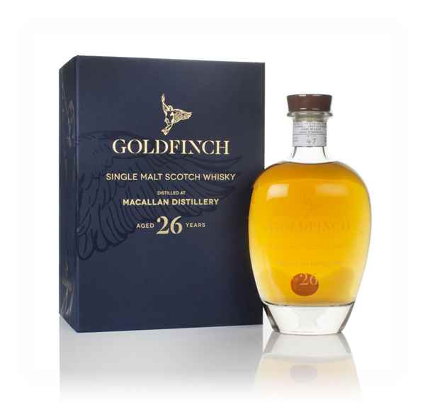 Macallan 26 Year Old 1993 - Goldfinch