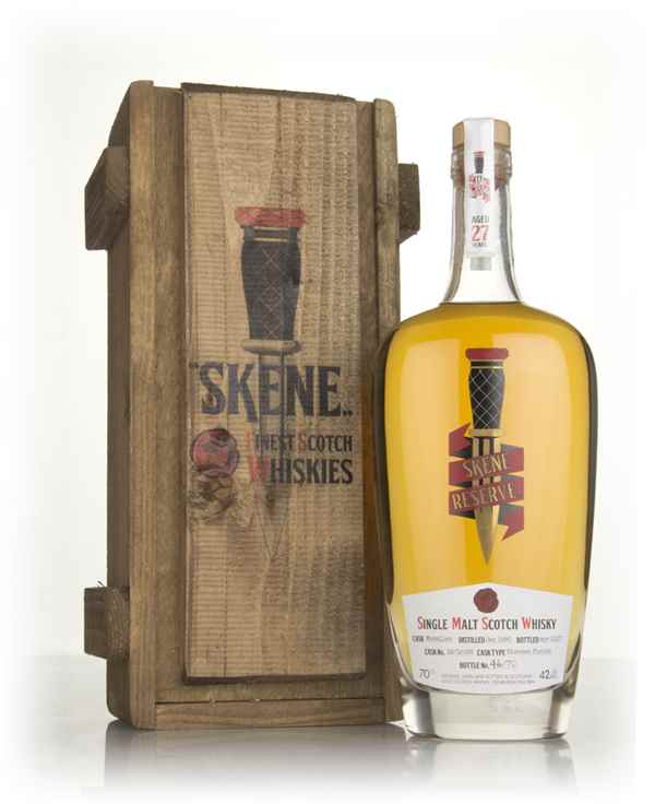Macallan 27 Year Old 1990 (cask 16/12093) - Skene Reserve  (Skene Whisky)