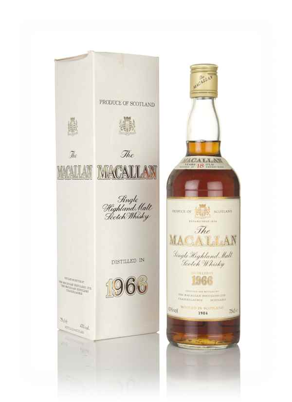 The Macallan 18 Year Old 1966