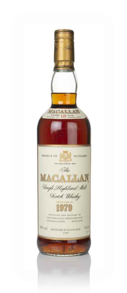 The Macallan 18 Year Old 1979