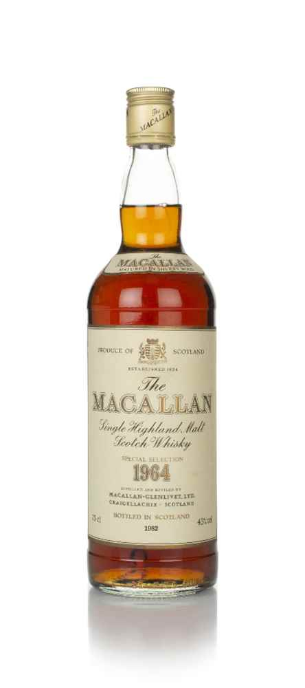 The Macallan 1964 - Special Selection