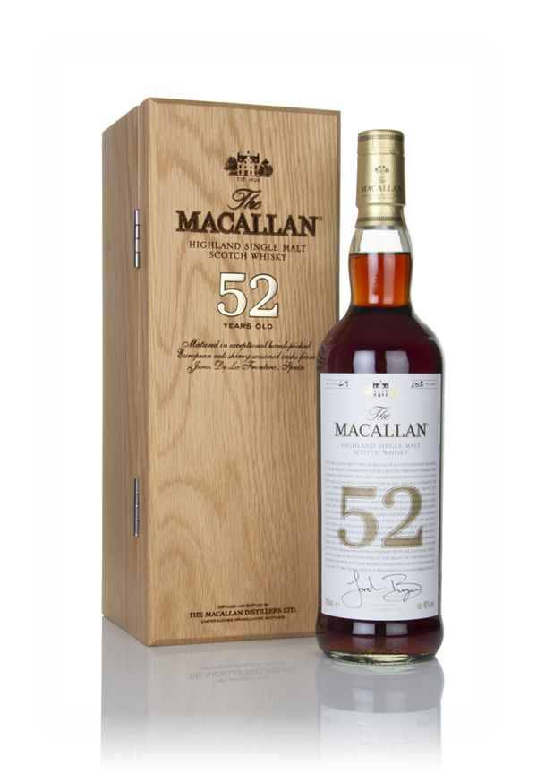 The Macallan 52 Year Old (2018 Release)