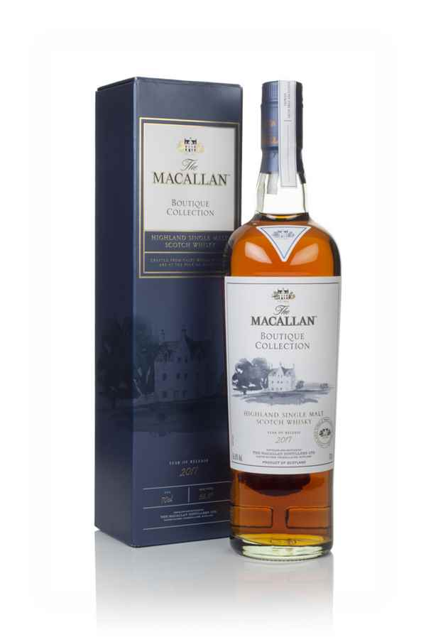 The Macallan Boutique Collection (2017 Release)