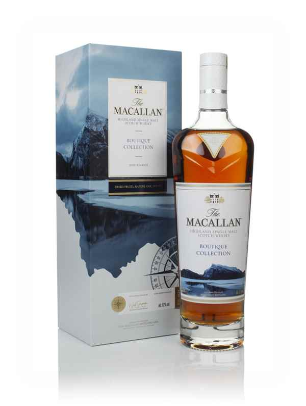 The Macallan Boutique Collection (2019 Release)