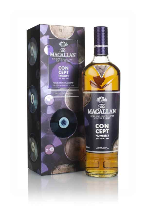 The Macallan Concept No.2 2019