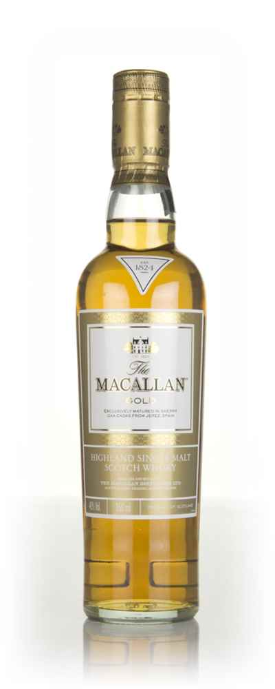 The Macallan Gold - 1824 Series (35cl)