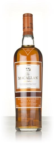The Macallan Cask Strength Sherry Oak Matured 10 Year Old Single ...