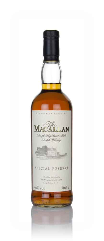 The Macallan Special Reserve - 1990s