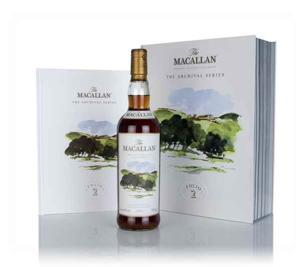 The Macallan The Archival Series - Folio 2