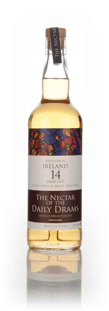 Irish Single Malt 14 Year Old 2000 - The Nectar of the Daily Drams