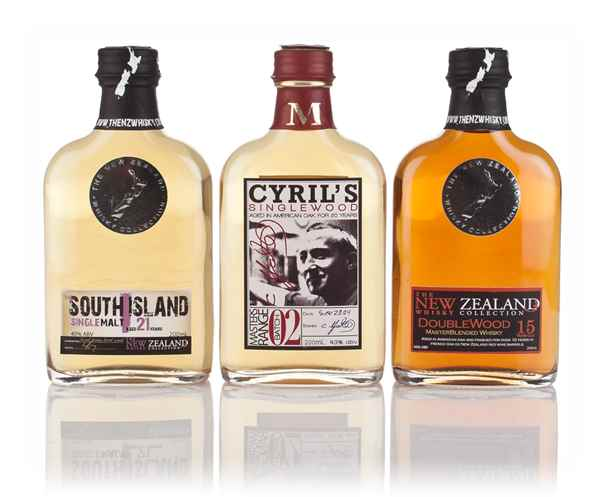 The New Zealand Whisky Collection - Triple Pack