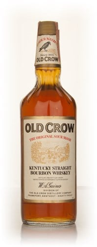 Old Crow Kentucky Bourbon - 1970s