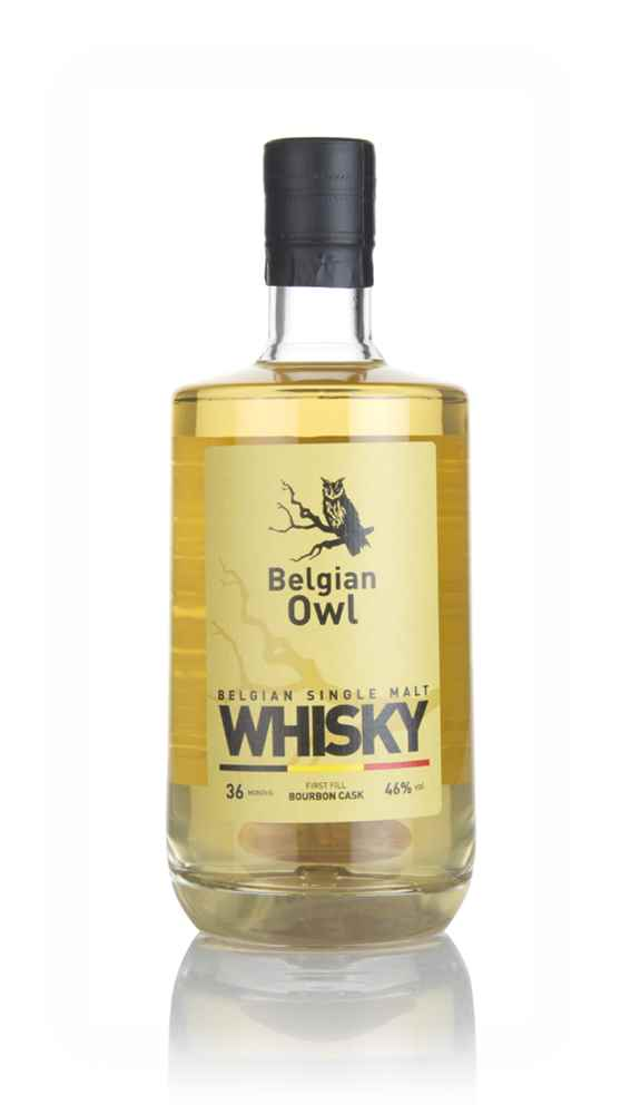 The Belgian Owl Whisky