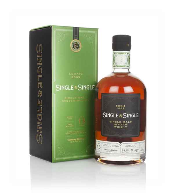 Ledaig 13 Year Old 2005 - Single & Single