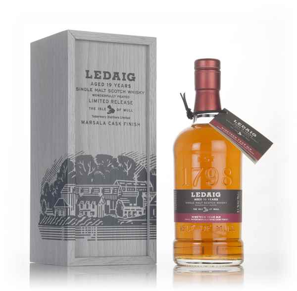 Ledaig 19 Year Old Marsala Cask Finish