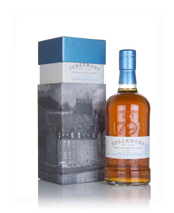 Tobermory 12 Year Old Fino Sherry Cask Finish