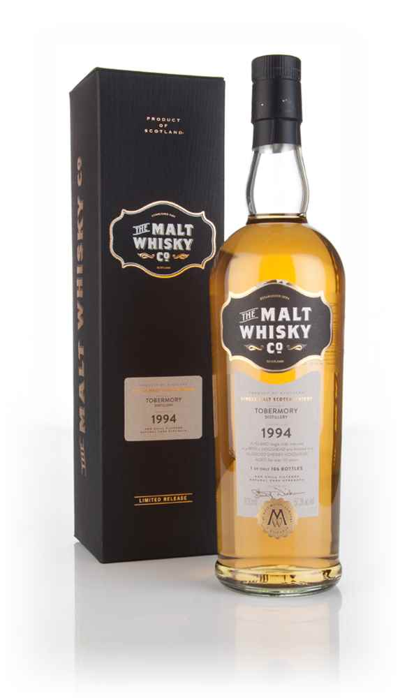 Tobermory 20 Year Old 1994 (The Malt Whisky Co.)