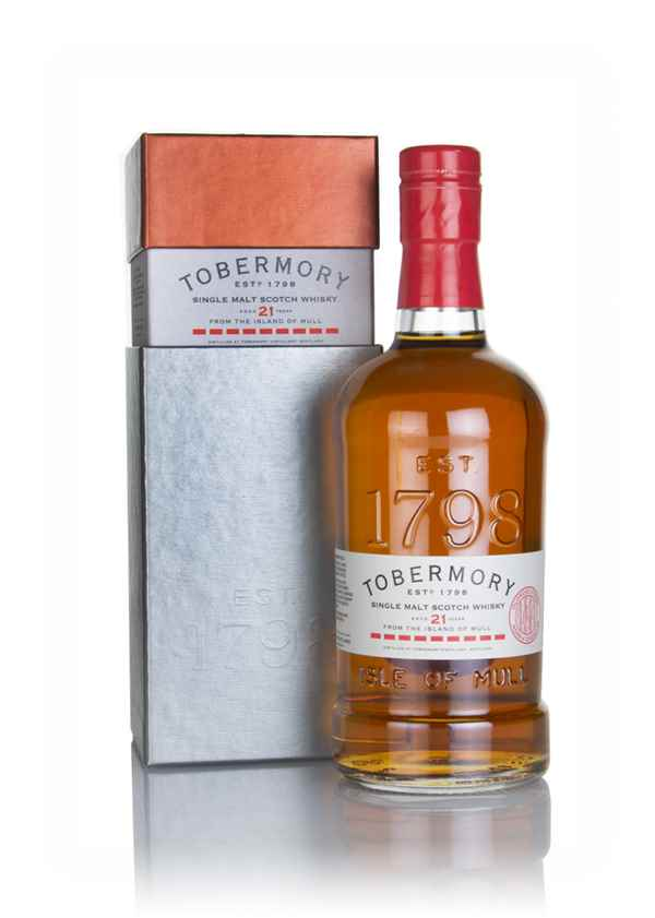 Tobermory 21 Year Old Oloroso Cask Finish