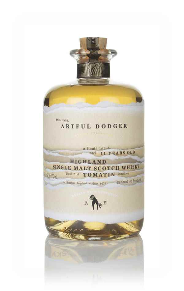 Tomatin 11 Year Old 2008 (cask 453) - Artful Dodger