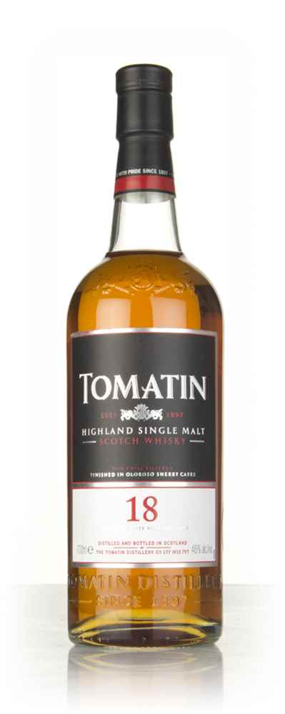 Tomatin 18 Year Old (Old Bottling)