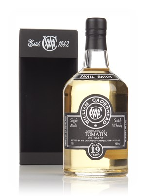 Tomatin 19 Year Old 1994 - Small Batch (WM Cadenhead)