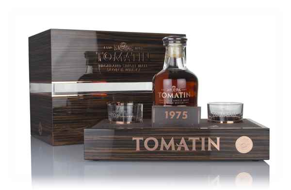 Tomatin 1975 43 Year Old