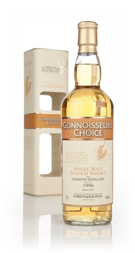 Tomatin 1996 (bottled 2013) - Connoisseurs Choice (Gordon & MacPhail)