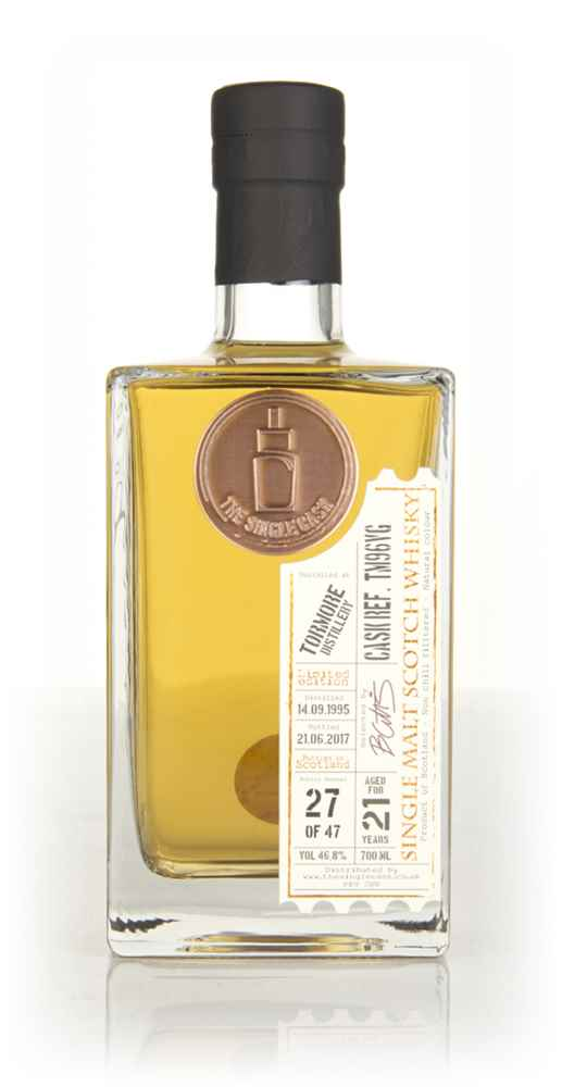 Tormore 21 Year Old 1995 (cask TM96VG) - The Single Cask