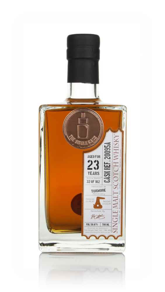 Tormore 23 Year Old 1995 (cask 20095A) - The Single Cask