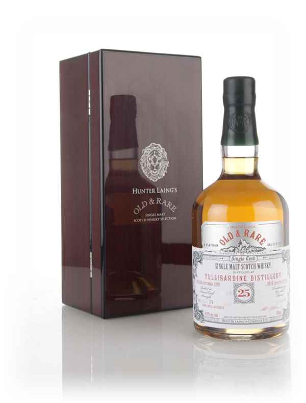 Tullibardine 25 Year Old 1990 - Old & Rare Platinum (Hunter Laing)
