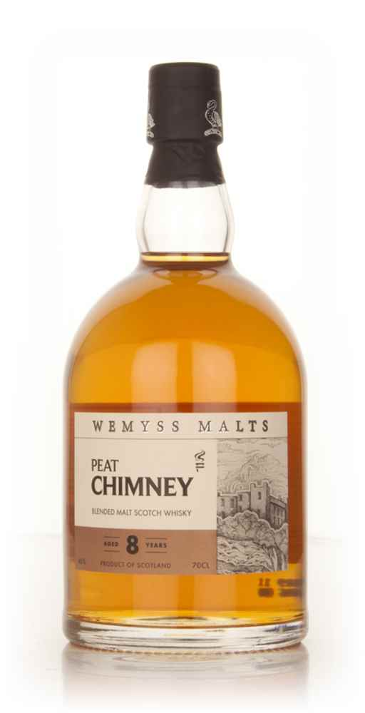 Peat Chimney 8 Year Old (Wemyss Malts)