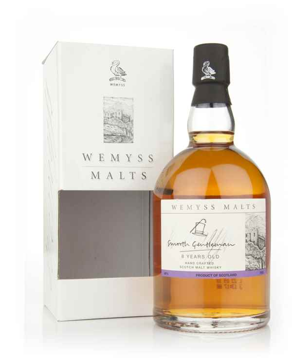 Smooth Gentleman 8 Year Old (Wemyss Malts)