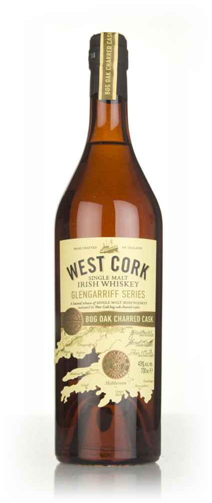 West Cork Glengarriff Series - Bog Oak Charred Cask Finish